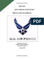 Site R USAF Relocation Handbook