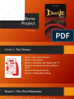 dantes inferno project