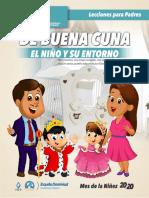 El Niño y su entorno - Mes de la Niñez 2020_Padres