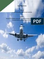 Las 3 áreas principales de la regulación del transporte aéreo en América Latina y el Caribe