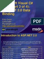 Microsoft Visual C# 2005 (Part 3 of 4) ASP NET 2 0 Data Binding