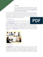 CLASES DE PSICOLOGIAS