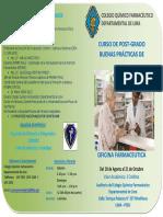 DIPTICO - buenas practicas de oficina farmaceutica