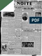 Jornal A Noite, Rio de Janeiro, 2. 7. 1917