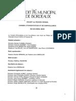 PV Conseil Crédit Municipal de Bordeaux