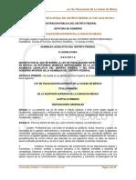 Ley de Fiscalización Superior de La Ciudad de México