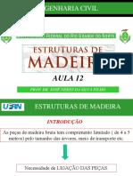 AULA_12_Estruturas de Madeira