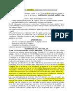 ACTA AUMENTO DE CAPITAL INVERSIONES -MODIFICADA.doc