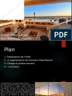 Segmentation de Anantara Hotel and resorts.pptx
