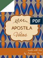 Apostila Velas - Saboaria Viva