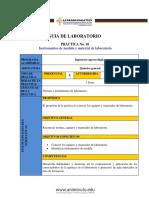 Laboratorio #18 - Instrumentos de medida en el laboratorio (1)