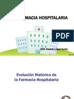 1.Introducción Farmacia Hospitalaria