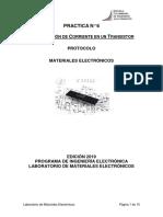 6. amplificaci�n de corriente en un transistor