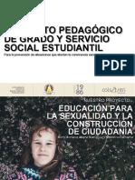 PRESENTATION EDUCACION PARA LA SEXUALIDAD