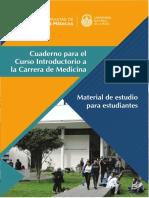 Cuadernillo 2020 Medicina