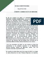 SENTENCIA N 693 DE LA SALA CONSTITUCIONAL 02.06.2015, EXPEDIENTE N 12.1163.docx