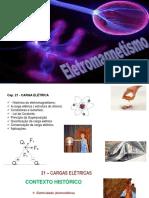 1° aula - Carga elétrica.pdf