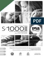 Manual FILTRO S1000II
