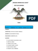 informe de la adminitracion publica