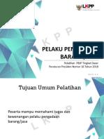 Slide Materi 3 Pelaku PBJ v.3.1 ppsdm