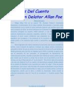 Análisis Del Cuento Corazón Delator Allan Poe