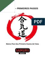 Aikido - Primeiros Passos