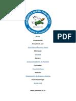 Organizacion de grupos y eventos - tarea 1