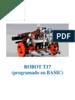 Información Kit robot T-17