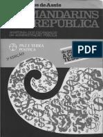 ASSIS, José Carlos de. Os Mandarins da República.pdf