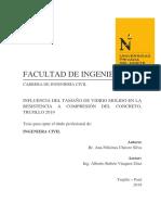 INF. DE TAMAÑO DE VIDRIO
