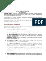 2. La Empresa  -ADMON  2019