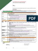 rpp IPA 1 lembar smp revisi 2020