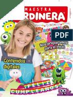 MAESTRA JARDINERA