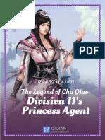 La leyenda de Chu Qiao TOMO 1.pdf
