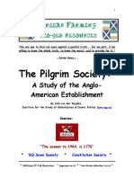 6495659 the Pilgrim Society a Study of the Anglo American Establishment