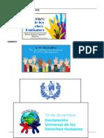 Carteles sobre los Derechos Humanos