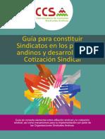 GUIA PARA CONSTRUIR SINDICATOS EN LOS PAISES ANDINOS Pag 50