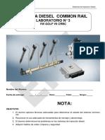 Guía N°3  COMMON RAIL