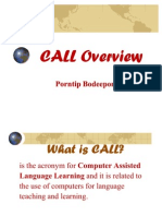 CALL Overview