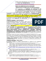011 CONTRATO DE SERVICIOS PUBLICITARIOS