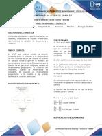 Preinforme Quimica general practica 3 y 4