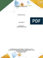 Paso 4 - Elaborar el diseño metodológico de una Investigación