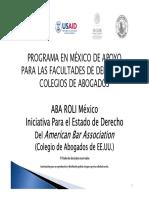 6 Contrainterrogatorio Curso en Técnicas Básicas Para El Litigio Oral Penal Agosto 2015 Pachuca