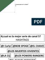 ejercicios de español tipo twirer.pptx