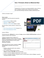 uticell.com.br-Instalação de stock Rom  Firmware oficial no Motorola Razr D1 XT916 e XT918