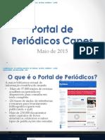 Portal Periódicos