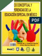 MARCO CONCEPTUAL Y EXPERIENCIAS DE LA EE EN MEX Cárdenas y Barraza 2014
