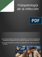 fisoppatologia de la infeccion