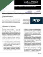 Calificaciòn Eurofish_Valoraciòn