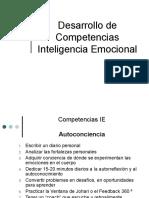 Desarrollo de Competencias IE